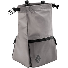 Black Diamond Mondo Chalk Bag repo gray
